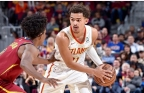 Hawks Guard Trae Young Named Eastern Conference Player of the Week.