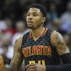 Atlanta Hawks agree to trade Kent Bazemore for Evan Turner (report)