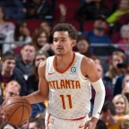 Hawks Guard Trae Young Named NBA Kia Rookie of the Month