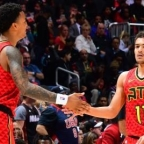Trae Young and John Collins Selected to Participate in 2019 Rising Stars