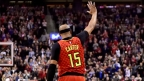 Vince Carter: A Year of Reflection, The future of the Hawks and Playing Next Year (Video)