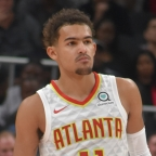 Hawks Guard Trae Young Named NBA Eastern Conference Player of the Week