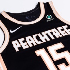 Atlanta Hawks Announce Pre-Orders Of New Peachtree Nike City Edition Uniforms Beginning Nov.20