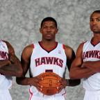The Atlanta Hawks All-Decade Team via Hawksbeat