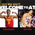 Atlanta Hawks GM Travis Schlenk Speaks About 2020 Draft Picks (video)