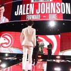 Atlanta Hawks sign draft picks Jalen Johnson and Sharife Cooper